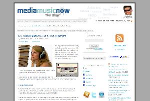 Media Music Now, the Blog
